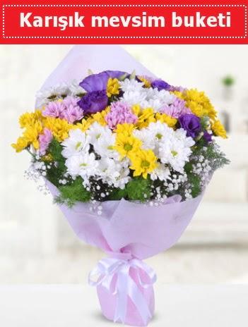 Karışık Kır Çiçeği Buketi  Muş güvenli kaliteli hızlı çiçek