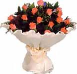 11 adet gonca gül buket   Muş çiçek gönderme sitemiz güvenlidir