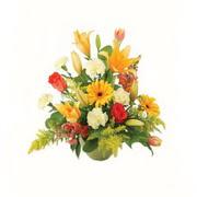 karisik renkli çiçekler tanzim   Muş çiçek gönderme sitemiz güvenlidir