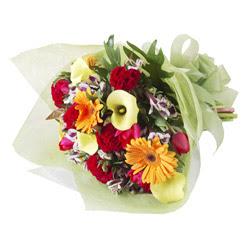 karisik mevsim buketi   Muş online çiçekçi , çiçek siparişi