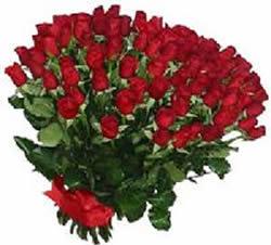 51 adet kirmizi gül buketi  Muş çiçekçiler