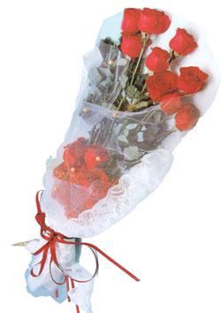 11 adet kirmizi güller buket tanzimi   Muş çiçek siparişi sitesi