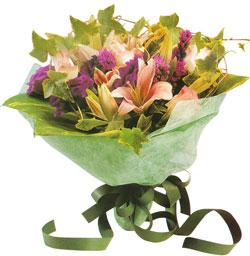 karisik mevsim buketi anneler günü ve sevilenlere  Muş çiçekçi mağazası