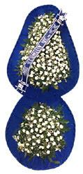 Muş çiçek online çiçek siparişi  2,2 m. Boyunda tek katli ayakli sepet.