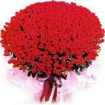 Muş online çiçekçi , çiçek siparişi  1001 adet kirmizi gülden çiçek tanzimi