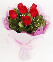 9 adet kaliteli görsel kirmizi gül  Muş çiçek gönderme