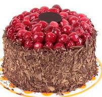 çikolatali franbuazli yas pasta 4 ila 6  Muş çiçek gönderme