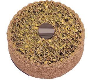 Krokanli 4 ile 6 kisilik yas pasta leziz  Muş çiçek gönderme