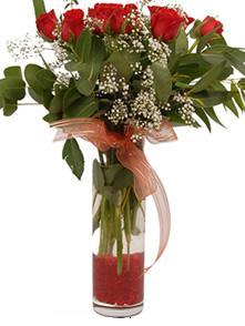 9 gül sevdiklerinize  Muş çiçek satışı