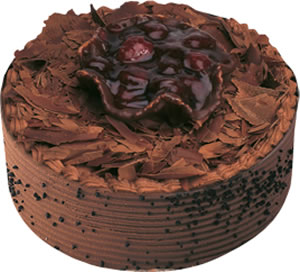 pasta satisi 4 ile 6 kisilik çikolatali yas pasta  Muş çiçek , çiçekçi , çiçekçilik
