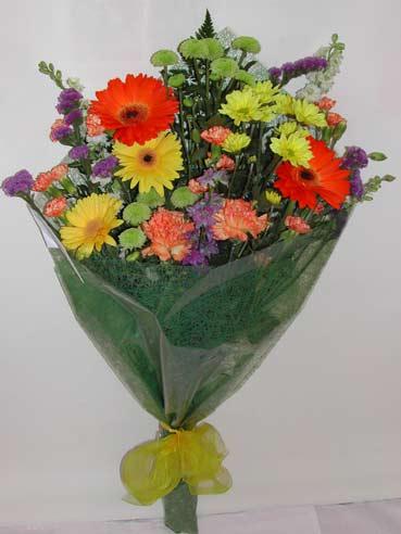 karisik kir çiçek buketi çiçek gönderimi  Muş cicekciler , cicek siparisi