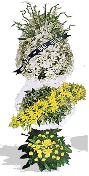 Dügün nikah açilis çiçekleri sepet modeli  Muş çiçek , çiçekçi , çiçekçilik