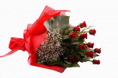 Muş çiçek siparişi sitesi  11 adet kirmizi gül buketi çiçekçi