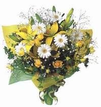 Muş ucuz çiçek gönder  Lilyum ve mevsim çiçekleri