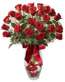 17 adet essiz kalitede kirmizi gül  Muş çiçek mağazası , çiçekçi adresleri