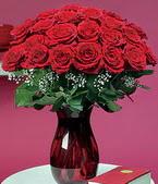 Muş çiçek online çiçek siparişi  11 adet Vazoda Gül sevenler için ideal seçim