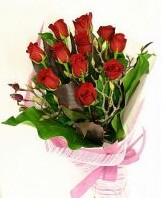 11 adet essiz kalitede kirmizi gül  Muş anneler günü çiçek yolla