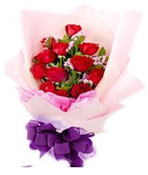 7 gülden kirmizi gül buketi sevenler alsin  Muş çiçek gönderme sitemiz güvenlidir