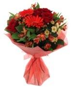 karışık mevsim buketi  Muş internetten çiçek siparişi
