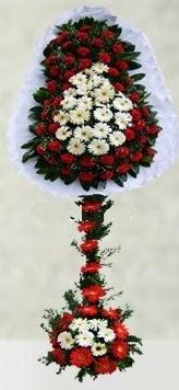 Muş internetten çiçek satışı  çift katlı düğün açılış çiçeği