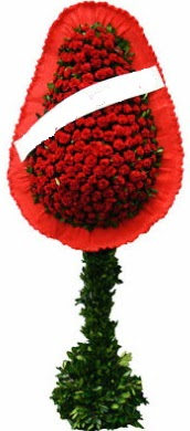 Tek katlı görsel düğün nikah açılış çiçeği  Muş çiçekçi mağazası