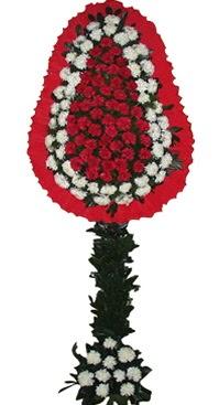Çift katlı düğün nikah açılış çiçek modeli  Muş çiçekçi mağazası