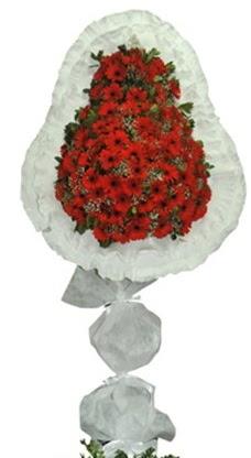 Tek katlı düğün nikah açılış çiçek modeli  Muş cicekciler , cicek siparisi