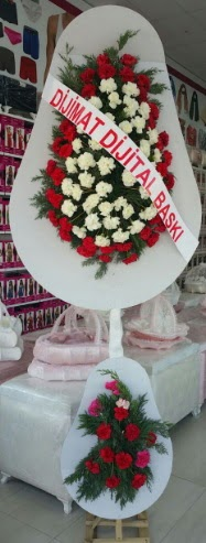 Çift katlı işyeri açılış çiçek modelleri  Muş çiçek siparişi vermek