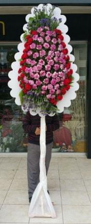Tekli düğün nikah açılış çiçek modeli  Muş çiçek satışı