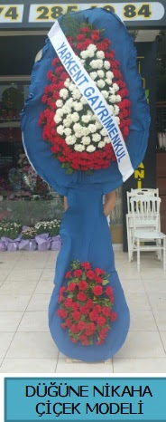 Düğüne nikaha çiçek modeli  Muş çiçek satışı