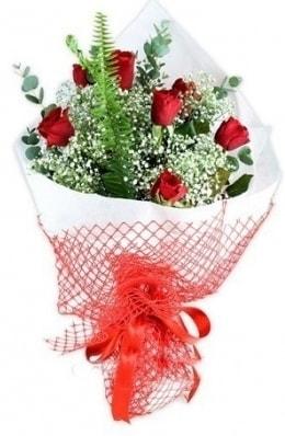 7 adet gülden kız arkadaşıma çiçek  Muş çiçekçi telefonları