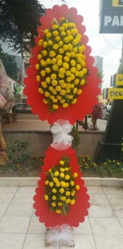 Düğün nikah açılış çiçek modeli  Muş çiçek siparişi sitesi