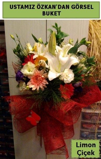 Karışık görsel mevsim çiçeği  Muş ucuz çiçek gönder