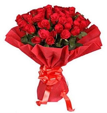 41 adet gülden görsel buket  Muş çiçek satışı