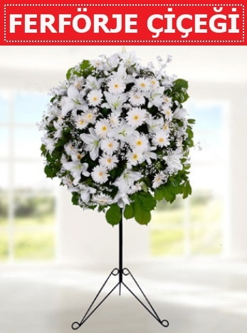 Ferförje aranjman çiçeği  Muş ucuz çiçek gönder