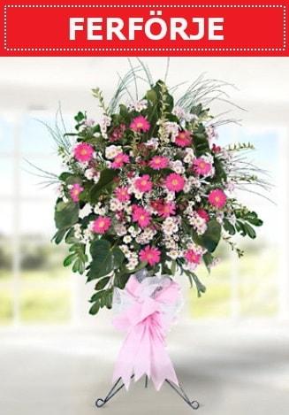 Ferförje düğün nikah açılış çiçeği  Muş çiçek yolla